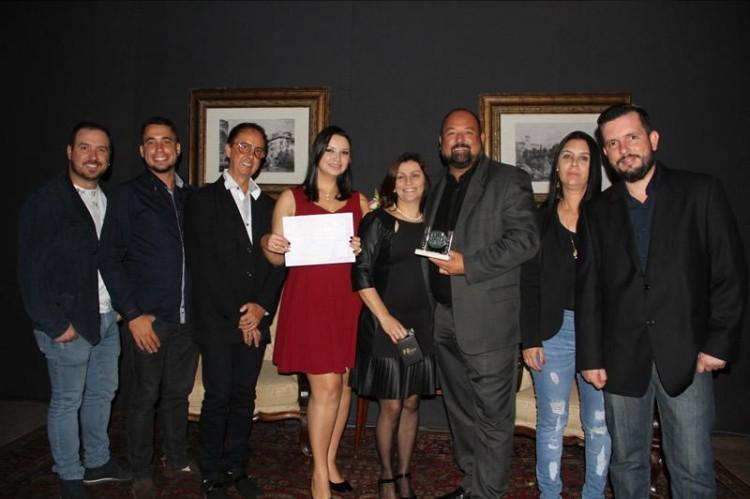 Barretos Country recebe troféu de pesquisa de preferência e popularidade da ACIB