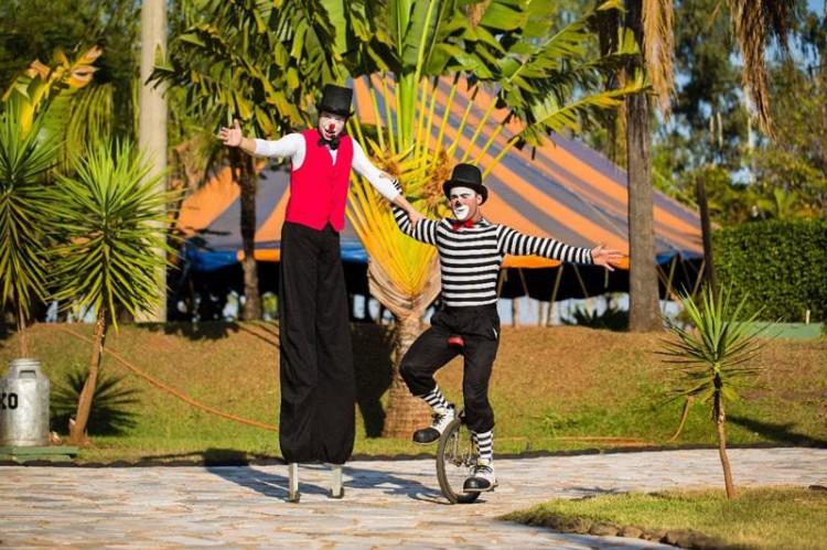 Circo é atração de Férias no Barretos Country Resort
