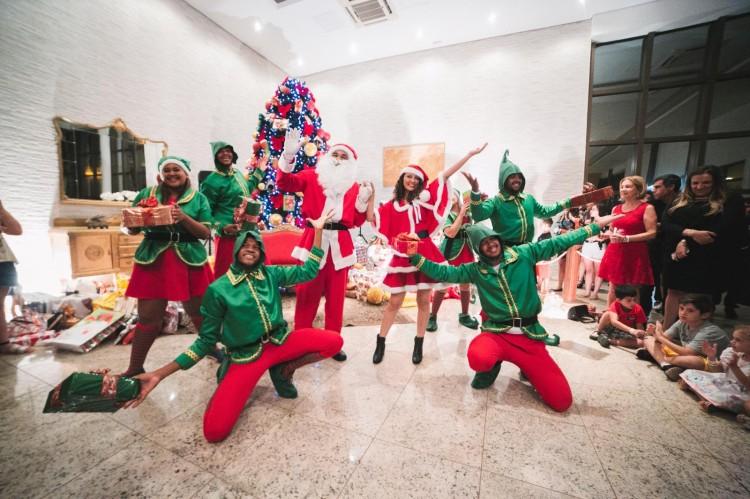 Com recorde de público, ceias de natal e ano novo do Barretos Country Thermas Park emocionam adultos e crianças